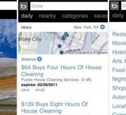 Bing Deals launches in the Android Market, saddens WP7 users
