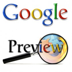 Google Instant Previews for Android and iOS