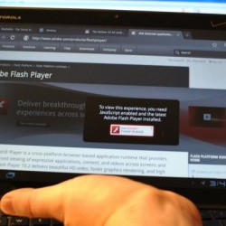 Adobe Flash Player 10.2 hitting the Android Market on March 18