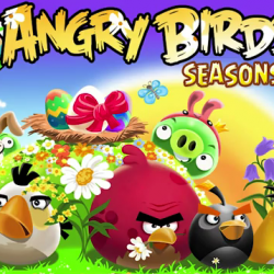 Rovio Launches Trailer For the Angry Birds Seasons Easter Eggs