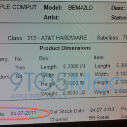White iPhone 4 to be Available on Best Buy This Wednesday