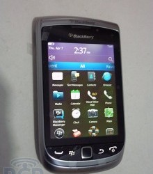 BlackBerry Torch 2 with a 1.2GHz processor shows up