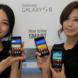 Samsung Galaxy S II Launched in South Korea; Other Countries Will Follow