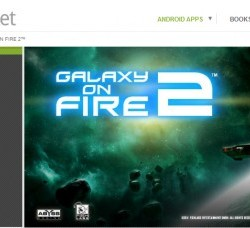 Galaxy on Fire 2 launched in the Android Market