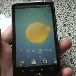 HTC Sense 3.0 Ported to the Desire HD