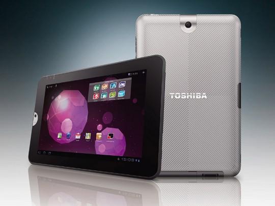 Toshiba Regza Tablet