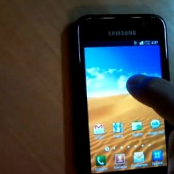 TouchWiz 4.0 Ported to the Samsung Galaxy S