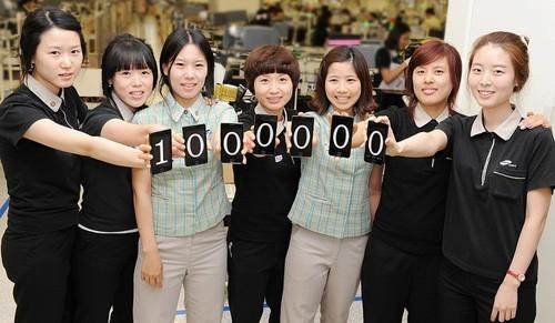 Galaxy S II Korea