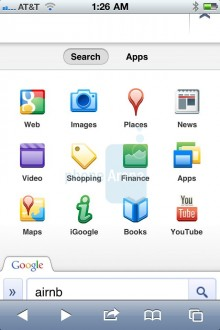 Google Search for iOS (1)