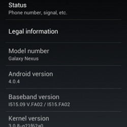 Have A Verizon Galaxy Nexus? Install/Flash Android 4.0.4 ICS (IMM30B) With This Guide