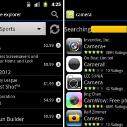Get The iTunes App Store Explorer For Your Android Device!