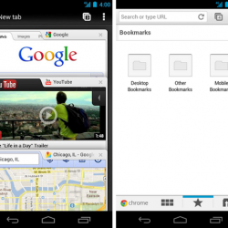 Android Finally Receives Google Chrome Beta (DOWNLOAD)