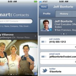 Smartr Contacts: The Intelligent Address Book For Your iPhone (Download)