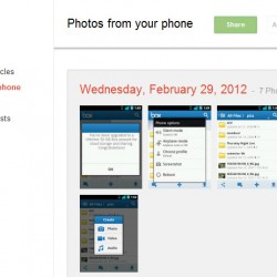 How To Sync Your Phone's Photos With Google + Instant Upload