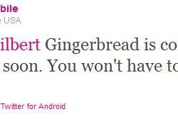 G2x Gingerbread update