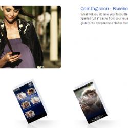Facebook Inside Xperia