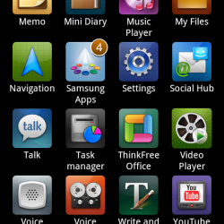 android-dock-menu